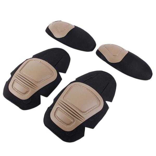 G2 G3 Frog Suit Knee Pads And Elbow Support Kneepad Interpolated Knee Protector Set