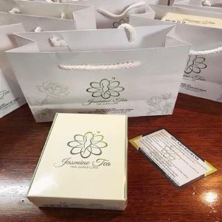 Trà giảm cân an toàn jasmine tea 1h 15 gói thumbnail
