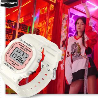 Đồng hồ Nữ thể thao SANDA VESAZ Thương hiệu Cao Cấp Của Nhật Chống Nước Tốt - Đồng hồ nữ giá rẻ Đồng hồ nữ cao cấp Đồng hồ nữ thể thao ĐẹpSang trọngĐẳng cấp Bền Giá Sốc Đồng hồ nữ hàn quốc thumbnail