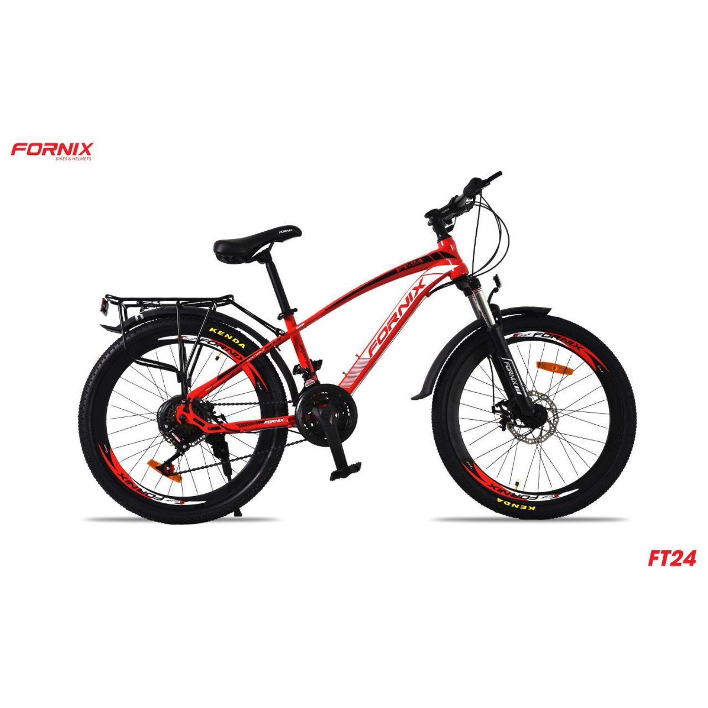 Mua Xe đạp địa hình FT24 màu ĐỎ