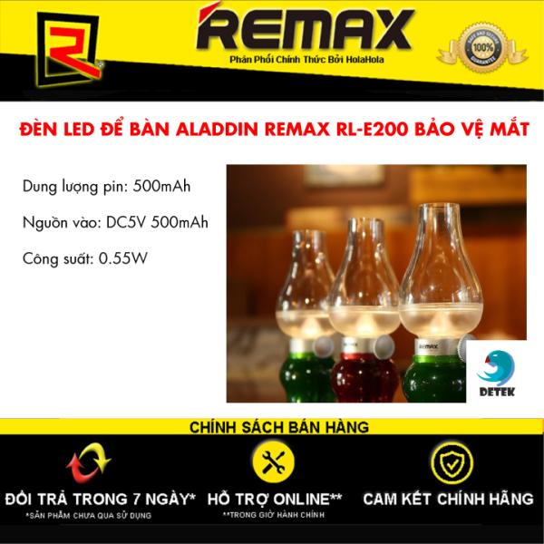 Đèn led để bàn Aladdin Remax RL-E200 bảo vệ mắt