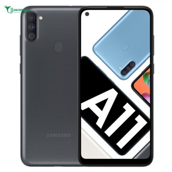 Điện thoại Samsung Galaxy A11 - Hàng chính hãng RAM: 3 GB Bộ nhớ trong: 32GB