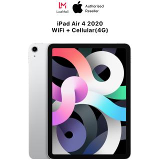 iPad Air 4 2020 10.9-inch WiFi + Cellular(4G) - Hàng Chính Hãng