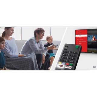 Điều khiển TV Sony Smart đa năng TX300P TẶNG PIN Loại Đẹp Sử dụng cho tất cả các dòng TV SONY SMART 3