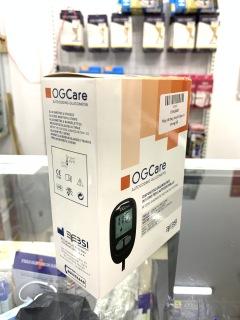 Hộp 25 que thử đường huyết OGCARE - Italia thumbnail