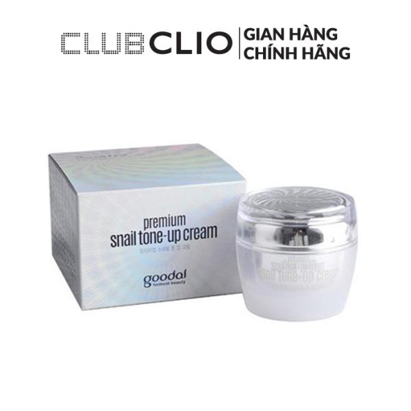 Kem Dưỡng Nâng Tông Da Goodal Premium Snail Tone-Up Cream 50ml