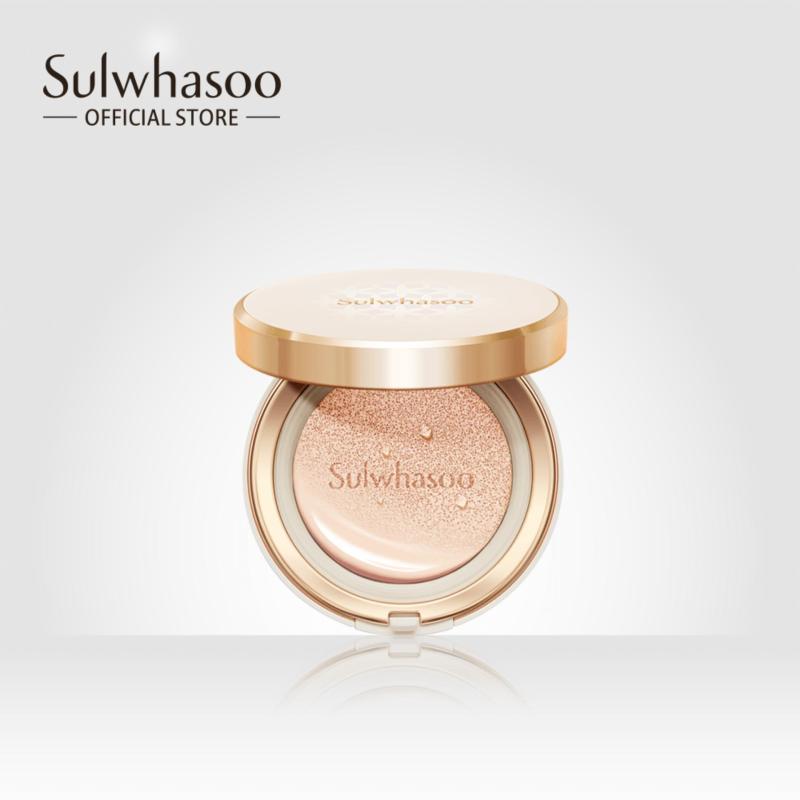 Phấn nước trang điểm dưỡng ẩm Sulwhasoo Perfecting Cushion Ex SPF 50+/PA+++ 15g*2