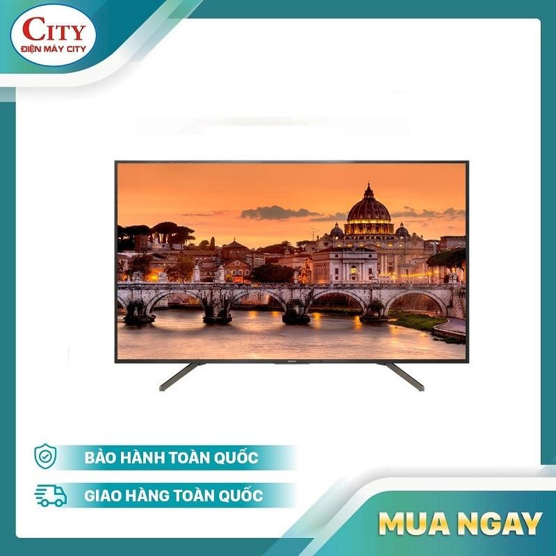 Bảng giá Smart TV Sony 65 inch UHD 4K - Model 65X7000G Chiếu màn hình điện thoại, Youtube, Netflix - Bảo Hành 2 Năm