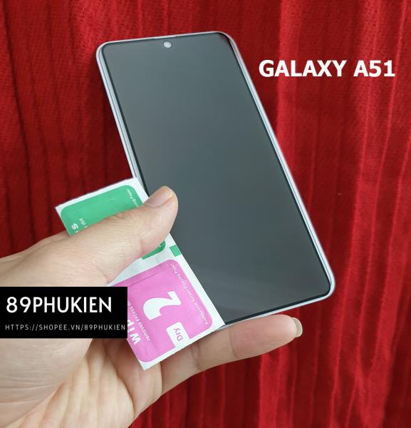 Kính cường lực chống nhìn trộm Samsung Galaxy A51