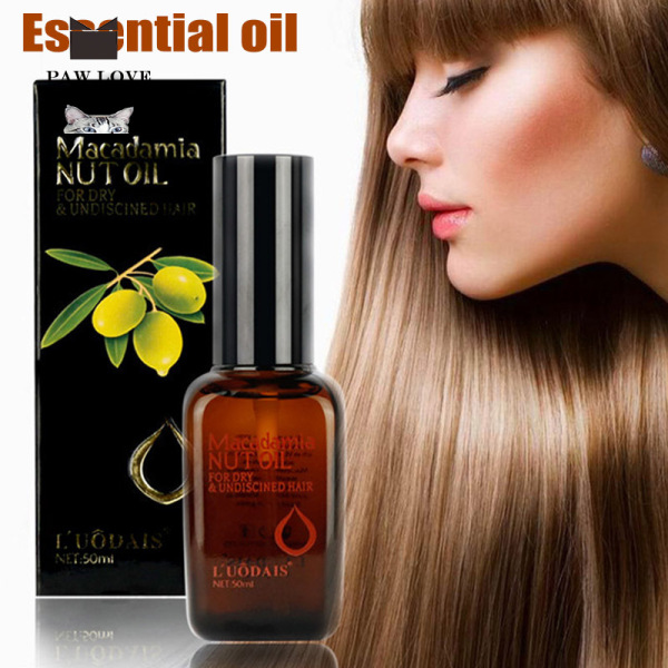 50ml Essential Oil Moroccan Argan Oil Hair Care Keratin Shine Hair Treatment Washing Free