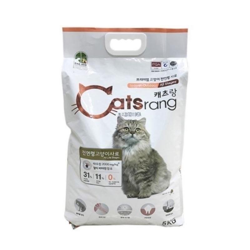 Hạt cho mèo catsrang bao 5kg - Pets Time