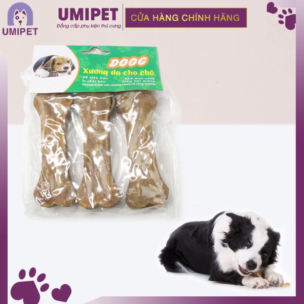 Xương gặm da Bò cho Chó UMIPET - Xương gặm cho Chó cao cấp