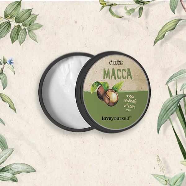 Dầu xả tóc khô xơ – Macca - Loveyourself - Sewow