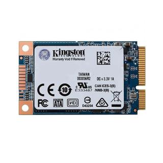 Ổ cứng SSD Kingston UV500 3D-NAND mSATA SATA III 120GB thumbnail