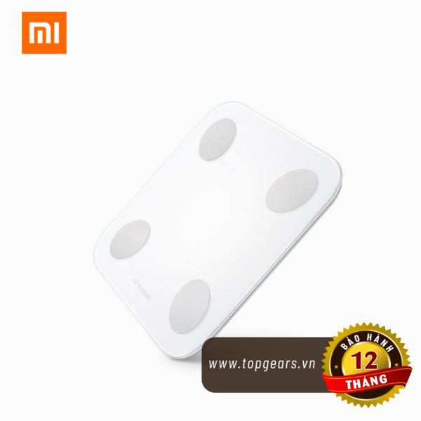 Cân Xiaomi gen 2 Mi Smart Scale 2,Cân Xiaomi gen 2, Cân Xiaomi Mi Smart, Cân điện tử, ân điện tử xiaomi, Cân điện tử gen2 nhập khẩu