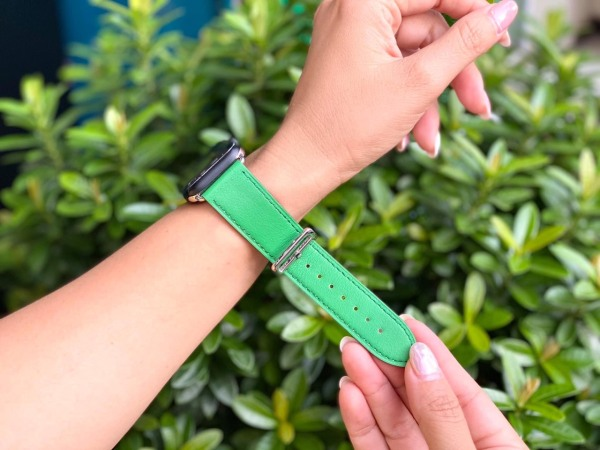 Dây da Apple Watch da mềm xịn nhiều màu sz 38/40 42/44mm