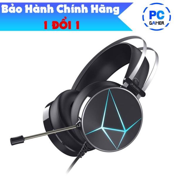Giá Tai Nghe DareU EH722s (đen và hồng)  (Hàng chính hãng New 100%)