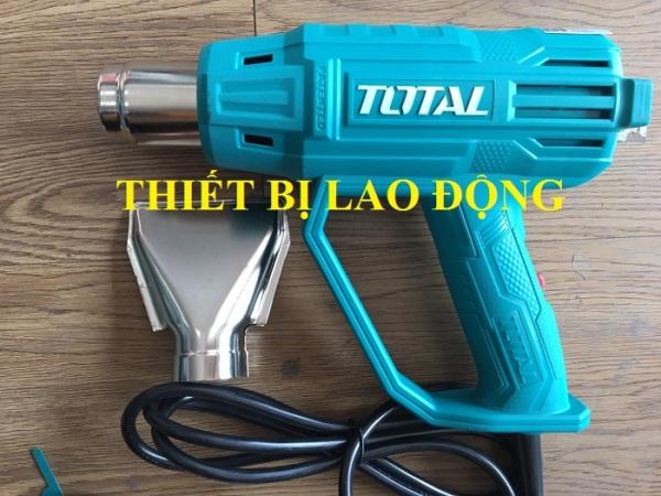 Bảng giá Máy Thổi Nhiệt 2000W Total TB200365 - TB200365