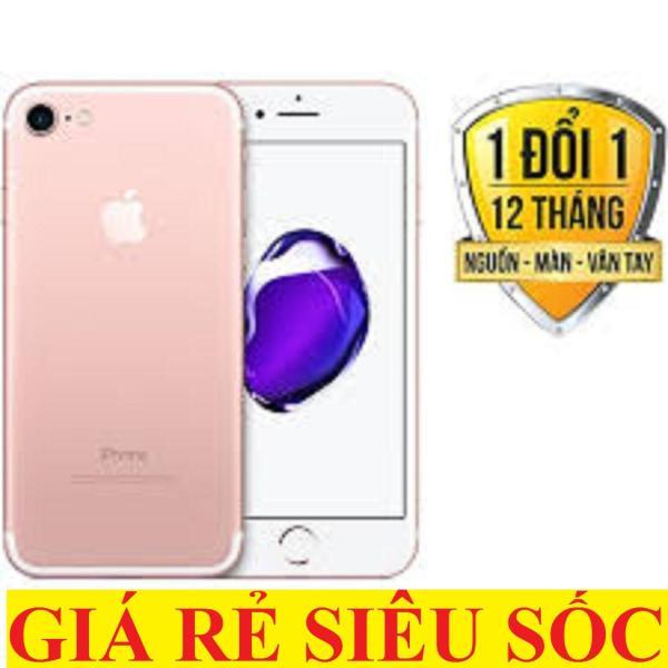 RẺ VÔ ĐỊCH Điện Thoại Apple Iphone 7 Quốc tế  Vân Tay Nhạy Màn hình: LED-backlit IPS LCD, 4.7,Retina HD - Bao đổi 7 ngày tận nhà miễn phí