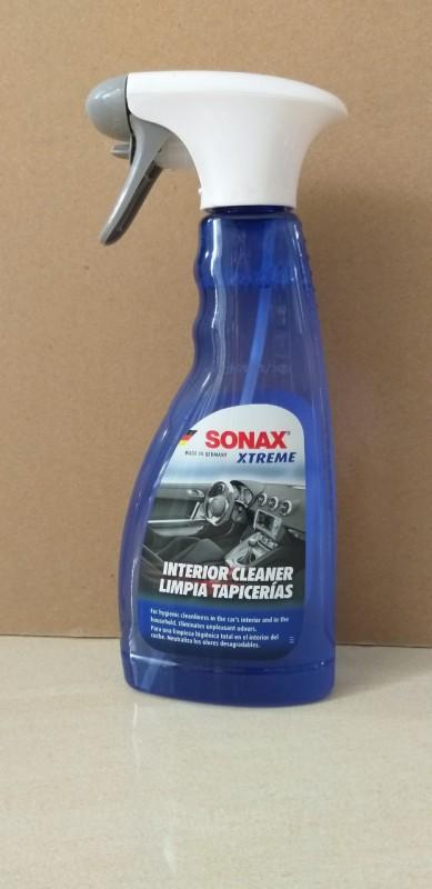[CẬP NHẬT MẪU MỚI] Dung dịch làm sạch, khử mùi nội thất ô tô - Sonax xtreme car interior cleaner