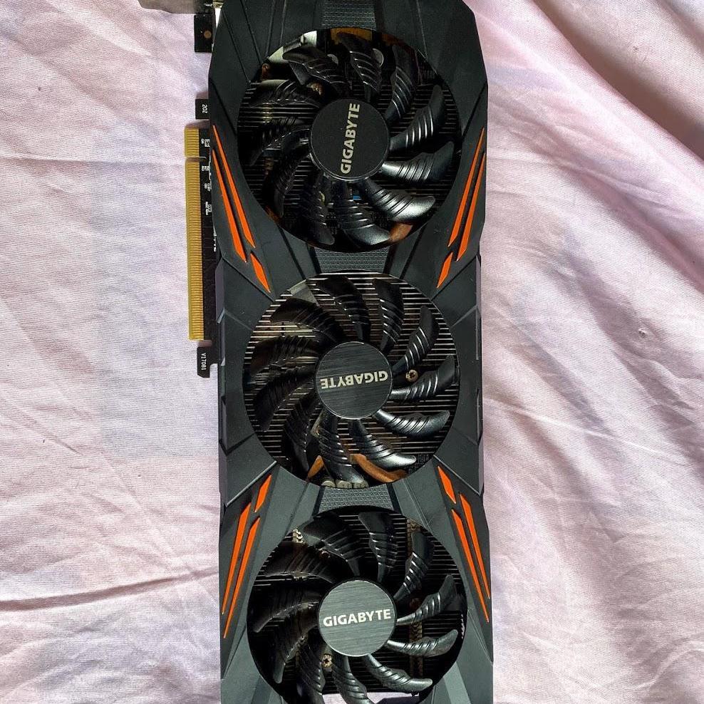 Giá [Bảo Hành 3 Tháng] Card Đồ Họa VGA Gigabyte GeForce® GTX 1070 G1 Gaming 8G (Ảnh Thật, No Box, Hàng XT, HBH)