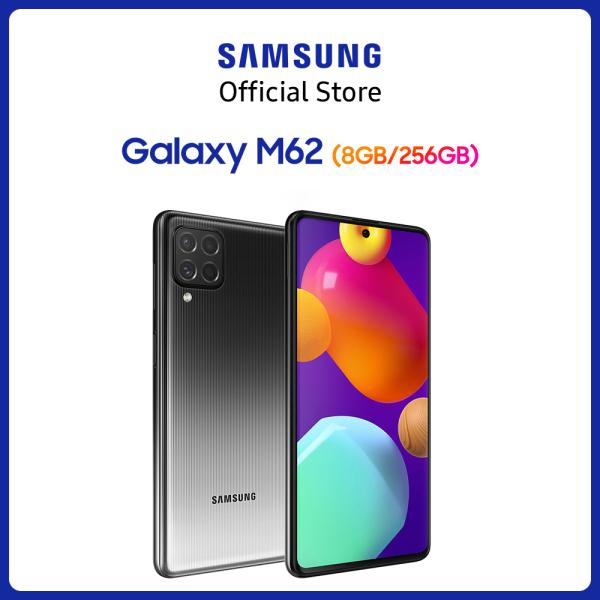 [SIÊU SALE 23.9] Điện thoại Samsung Galaxy M62 - Siêu pin 7.000mAH lớn nhất trên điện thoại Galaxy - Bảo hành chính hãng 12 tháng