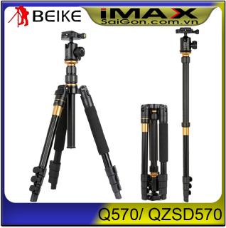 Chân máy ảnh Tripod Monopod Beike Q-570 thumbnail