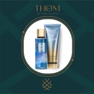 [HCM]RUSH Sản Phẩm Xịt Thơm Dưỡng thể Toàn Thân Victoria s Secret Fragrance Mist 250ml Fragrance Lotion 236ml thumbnail
