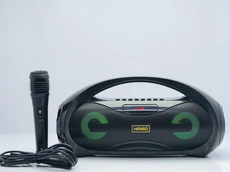 Loa Bluetooth, Loa Karaoke, Loa di động Kimiso KM-S2