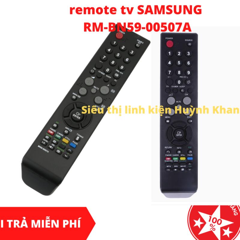 REMOTE TV SAMSUNG BN59-00507A chính hãng