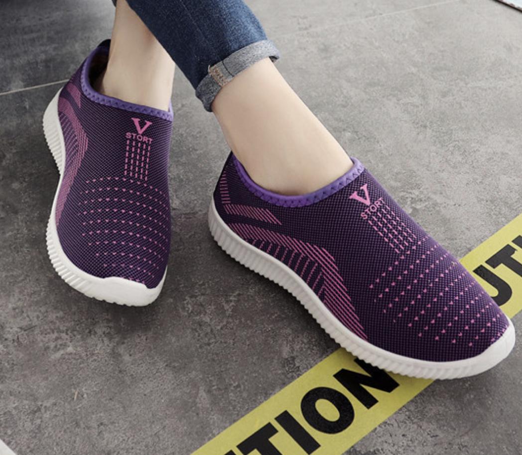 Giày Sneaker Thời Trang Nam nữ - ACG266 (Đen đỏ-Đen xanh-Đen Xám Bạc)