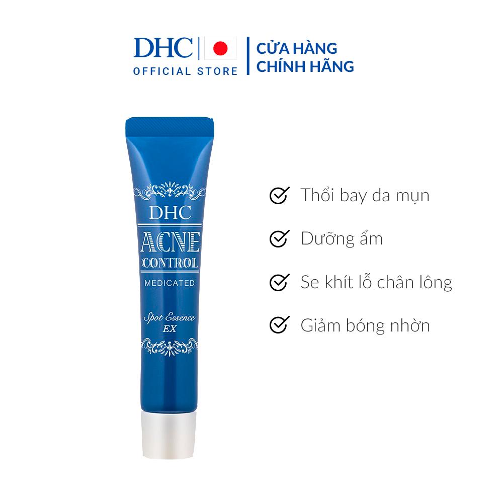 Tinh chất giảm mụn DHC Acne Control Spots Essence EX