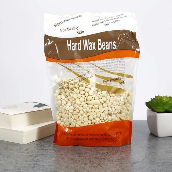 Sáp Wax Lông Nóng Hạt Đậu 300 Gram Hard Wax Beans