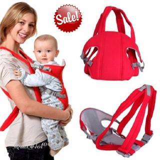 Đai đỡ em bé, đai giữ em bé đi xe máy, địu em bé tư thế việt nam chất lượng tốt, đường may chắc chắn, thiết kế thoáng mát, an toàn khi sử dụng thumbnail