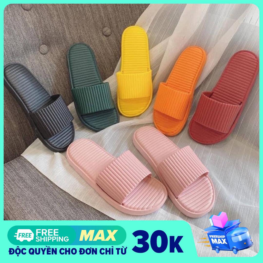 [ FREESHIP MAX ] Dép Thái Quay Ngang Đế Đúc Siêu Mềm   Dép Nữ Hot Nhiều Màu 2021   Minh Thư Shoes