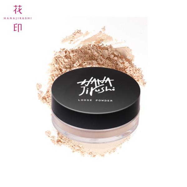 [Hàng Nhật chính hãng] Phấn phủ kiềm dầu dạng bột HANAJIRUSHI Nhật Bản giúp giữ lớp trang điểm bền màu lâu trôi nâng nhẹ tone da không làm bí hoặc tạo bã nhờn trên da khối lượng 9g - INTL cao cấp