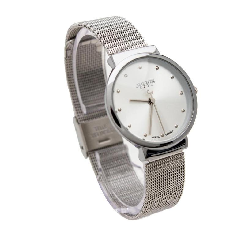 Đồng hồ nữ dây kim loại Julius PJU1052 (2 màu)