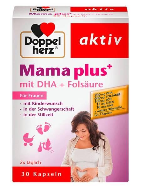 Vitamin tổng hợp cho bà bầu Doppelherz