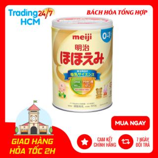 sữa meiji 800G số 0 NỘI ĐỊA NHẬT BẢN thumbnail