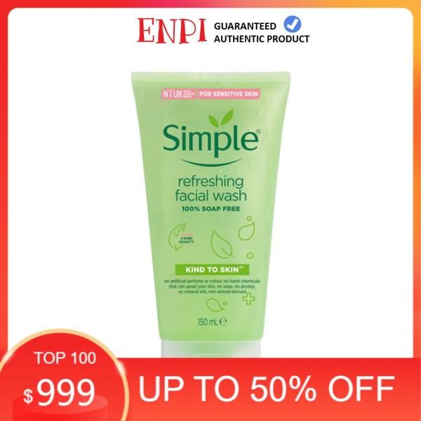 Sữa rửa mặt Simple Refreshing Facial Wash giá rẻ