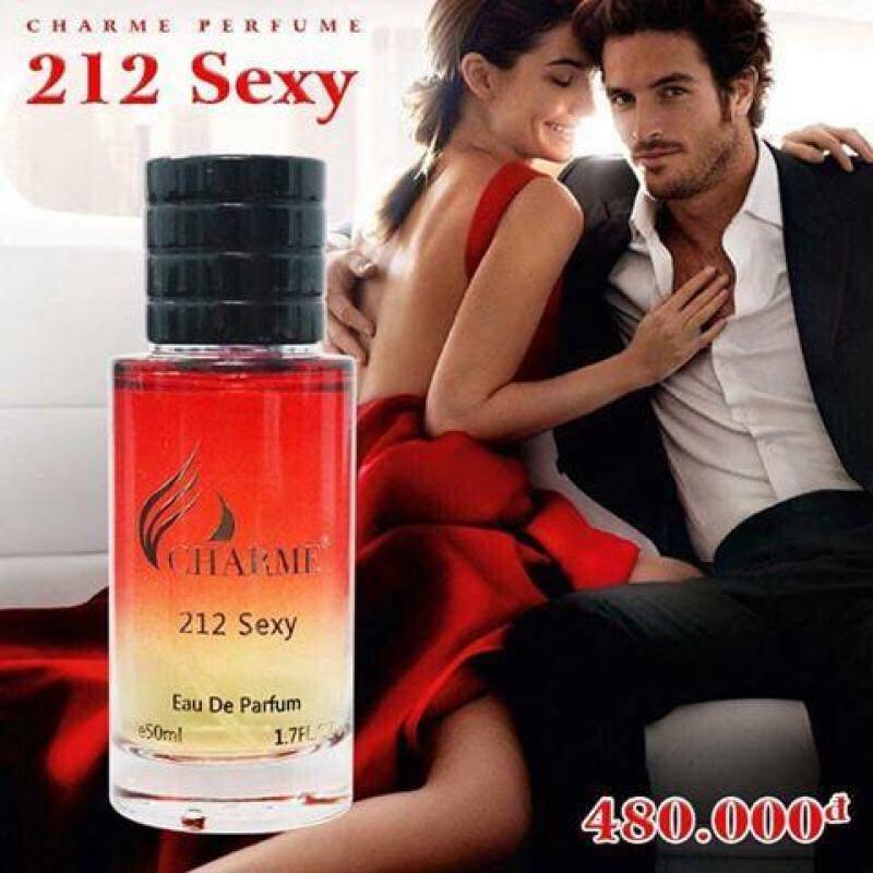 Nước hoa nam 212 Sexy - NỐNG NÀN ĐẦY QUYẾN RŨ (50ML) cao cấp