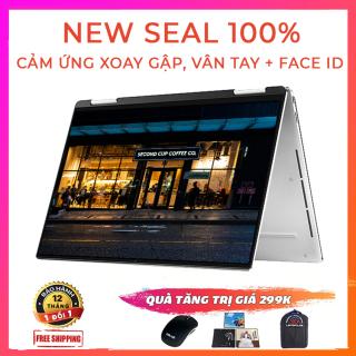 (NEW SEAL 100%) Dell XPS 9310, Cảm Ứng Xoay Gập, Vân Tay + Face ID, i5-1135G7, RAM 8G, SSD NVMe 256G, VGA Intel Iris Xe G7, Màn 13.4 FullHD Plus IPS,100% sRGB thumbnail