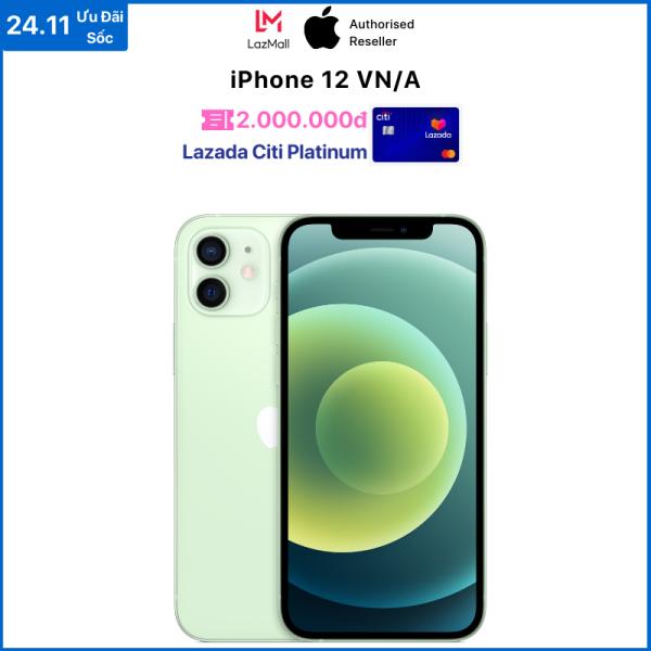 [24.11 Sale] iPhone 12 - Hàng Chính Hãng VN/A (Dự kiến giao hàng từ: 27/11-31/12/20)