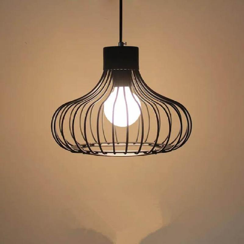 Đèn thả trần nghệ thuật trang trí, đèn thả nordic cho không gian nội thất đẹp