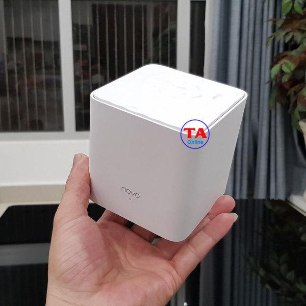 Bảng giá Bộ phát wifi Tenda Nova MW3 -  Hệ thống Mesh wifi ghép nối không dây - Cho Vùng Phổ Sóng Rộng Hơn 300m2 Phong Vũ