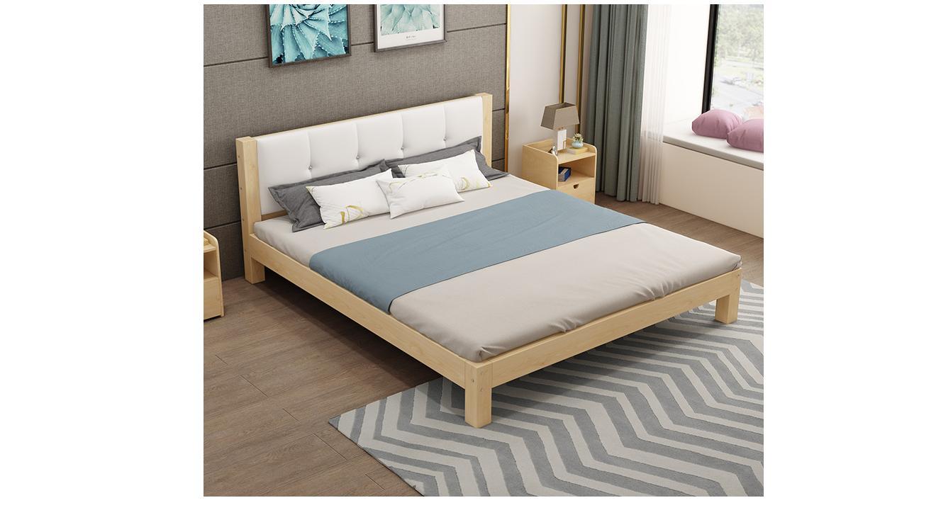 Giường Ngủ Bọc Nệm Có Giá Rất Tốt