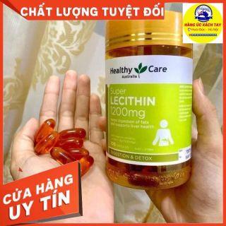 HÀNG CHÍNH HÃNG - Viên uống mầm đậu nành Healthy Care 100 viên thumbnail