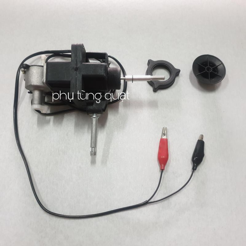 Động cơ quạt 12v kẹp bình acquy - Đầu quạt 12v siêu tiết kiệm - mô tơ quạt 12v motor quạt 12v