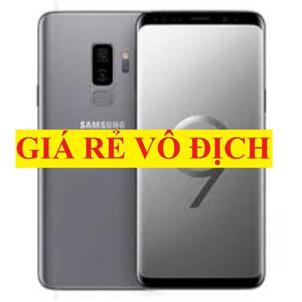 SAMSUNG GALAXY S9 PLUS (S9+) 2SIM ram 64G mới - màn hình vô cực . Samsung galaxy s9 Chiến Game Siêu mượt