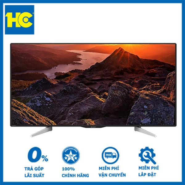Bảng giá Smart Tivi Sharp 4K 50 inch LC-50UA440X
